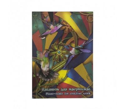 """Планшет для пастели """"Калейдоскоп"""" А4, 4 цвета, 20л."""
